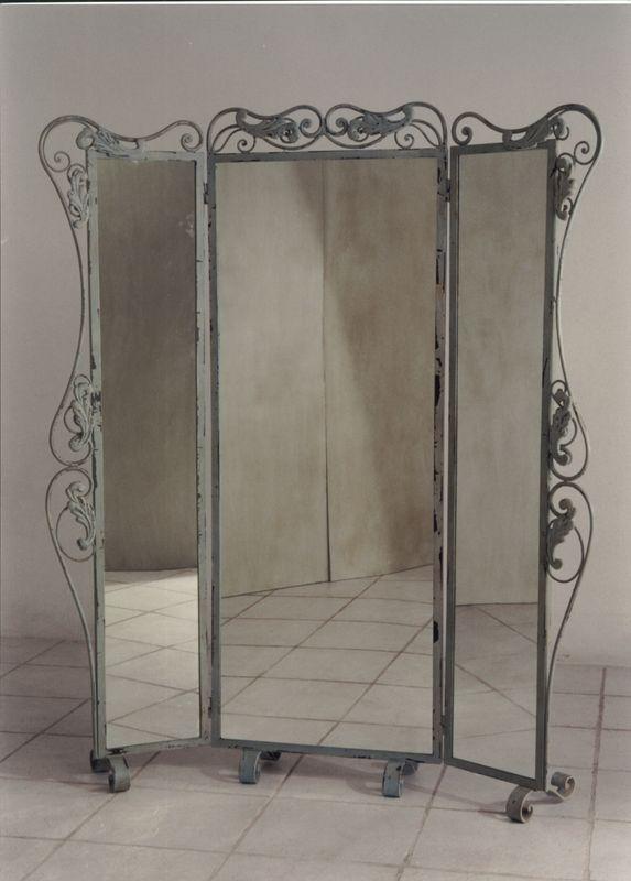Three-Way Floor Mirrors   Mirror,Vertical Mirror,Credenza Mirror ...