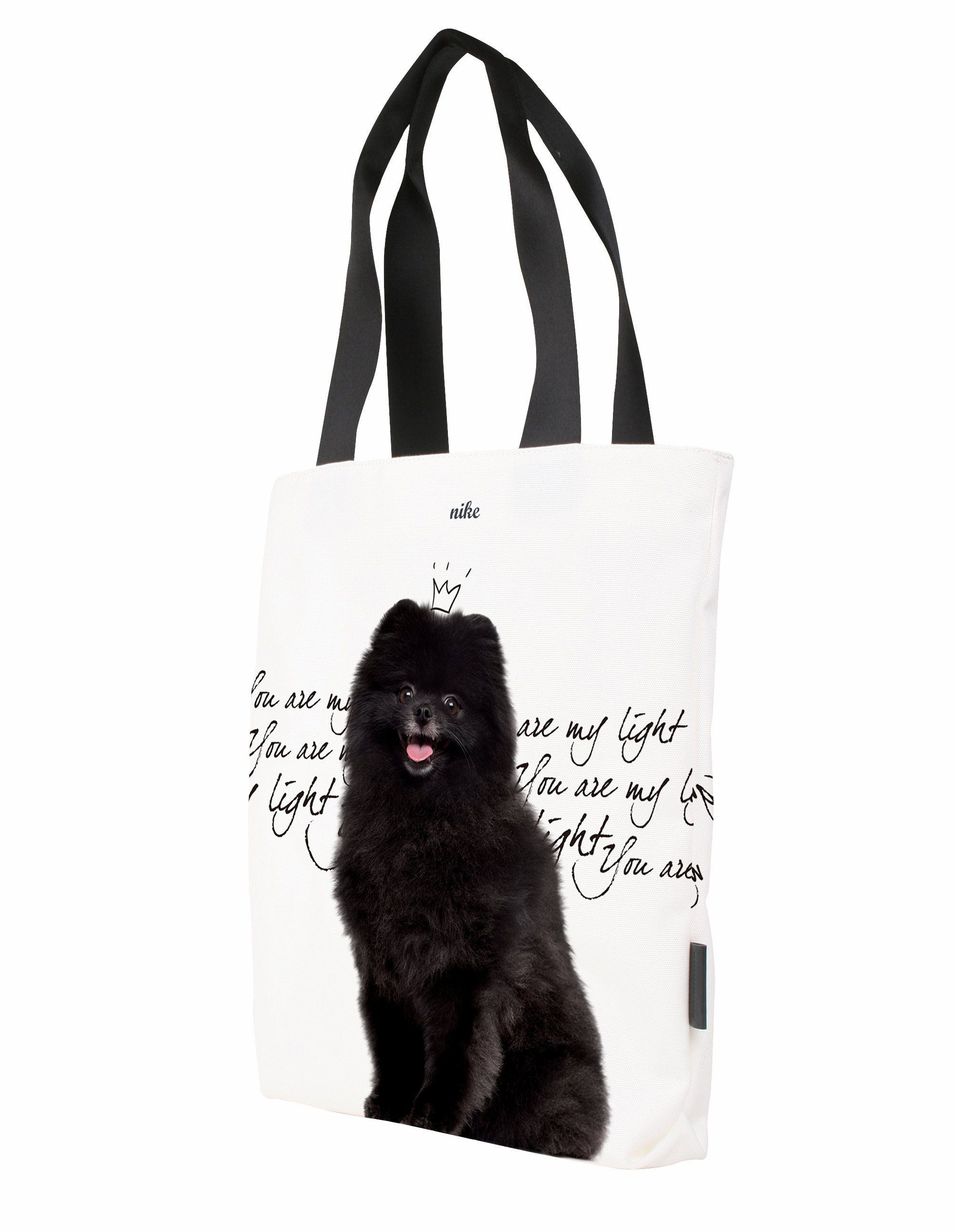 cb631f8d8678 Sweety White Personalized Tote