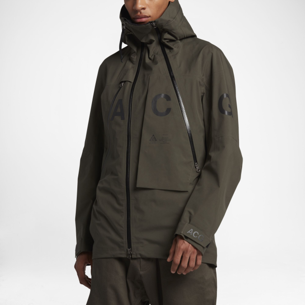 NIKE ACG snowboard giacca a vento impermeabile giacca uomo