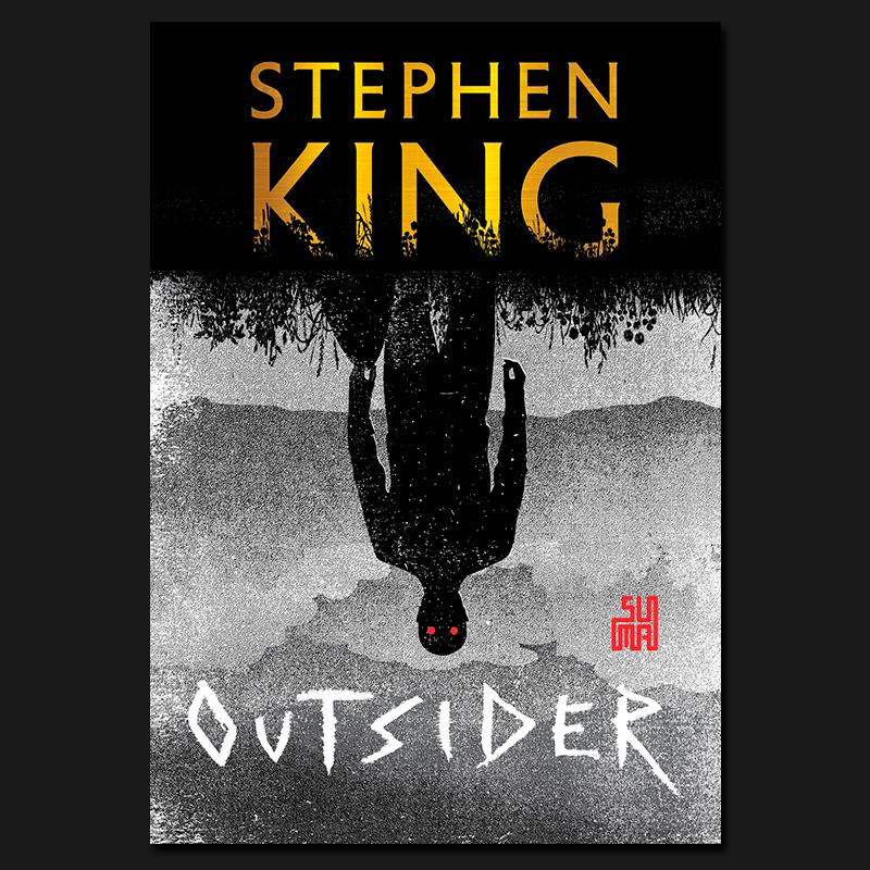 Resenha Outsider Stephen King Sorteio Dicas De Livros Livros Series E Filmes