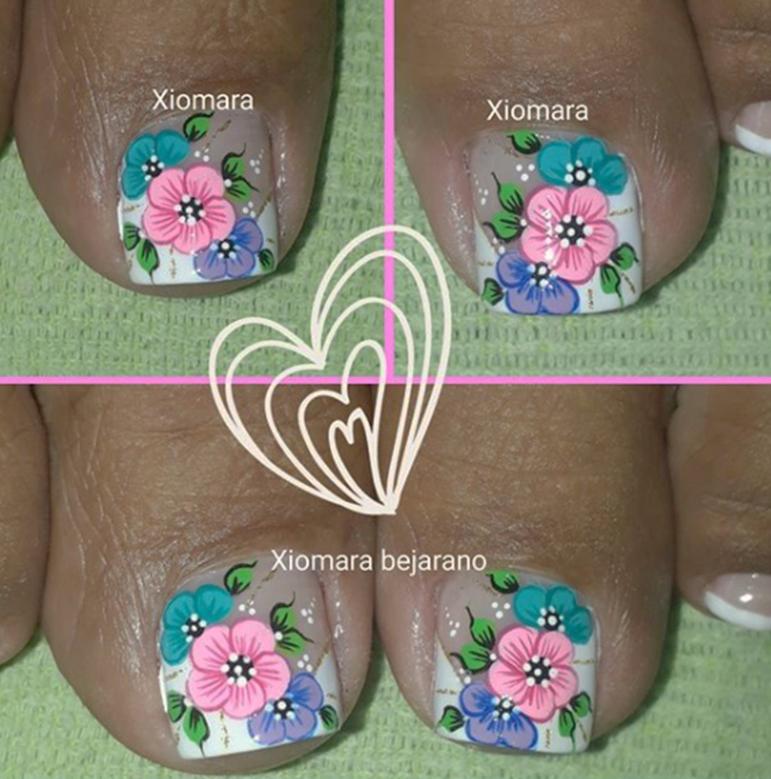 Pin de Blanca Jazmin en Uñas in | Pinterest | Diseños de uñas ...