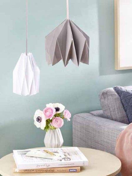 Fantastisch DIY Tipp: So Basteln Sie Einen Lampenschirm