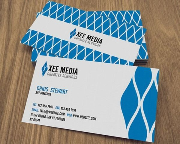 15 Creative Free Business Card Psd Template In High Resolution Isharearena