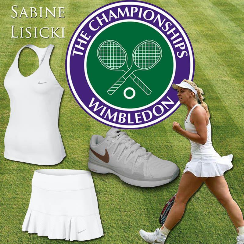Sabine Lisicki Wimbledon gear http//www.midwestsports