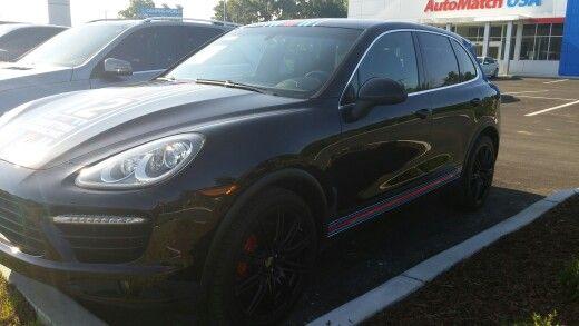 2012 Porsche Cayenne Martini Porsche Cayenne Ocala Florida Porsche