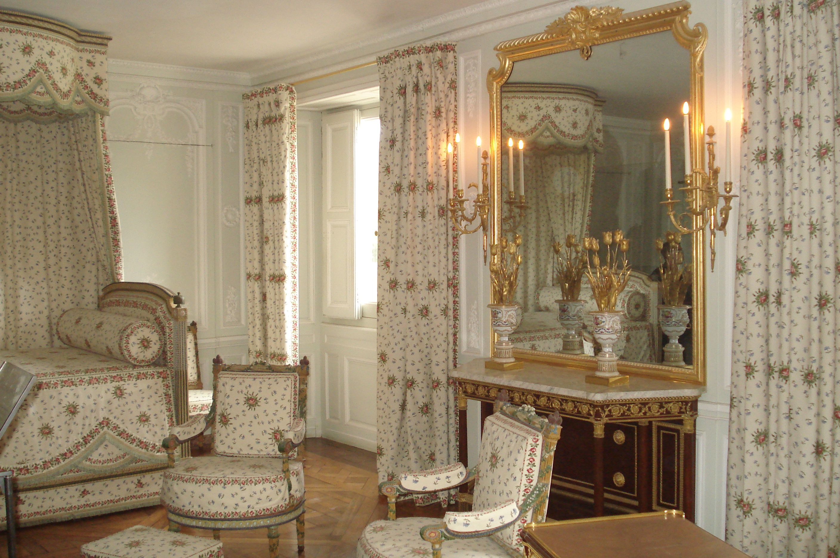 Petit Trianon Versailles Dallas Interior Design