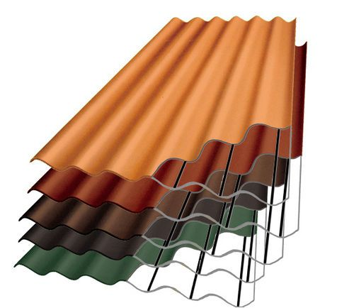 Cement Fibre Corrugated Roofing Sheet Building Materials Corrugated Roofing Cement Roof Panels