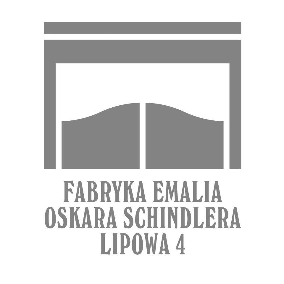 Znalezione obrazy dla zapytania fabryka schindlera logo