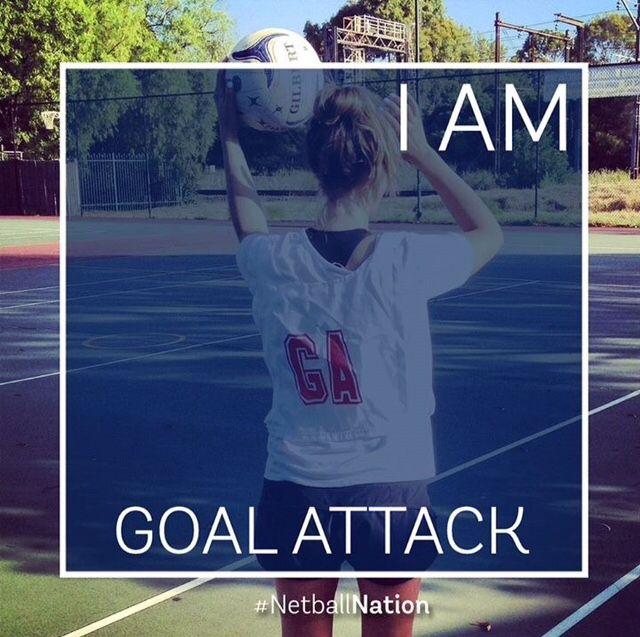 """""""I Am Goal Attack"""""""