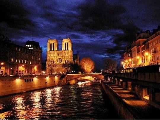 Images Of Paris Honeymoon Sites