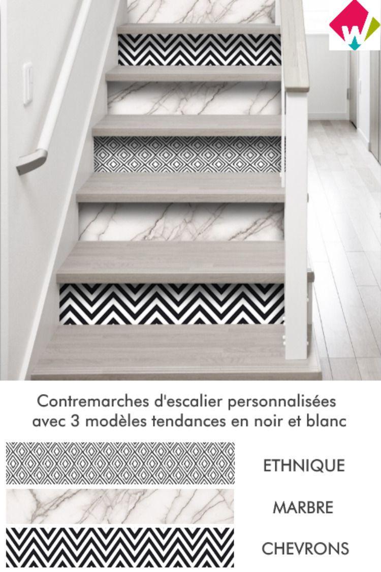 Ajouter Des Contre Marche Escalier les 342 meilleures images de déco escalier - sticker