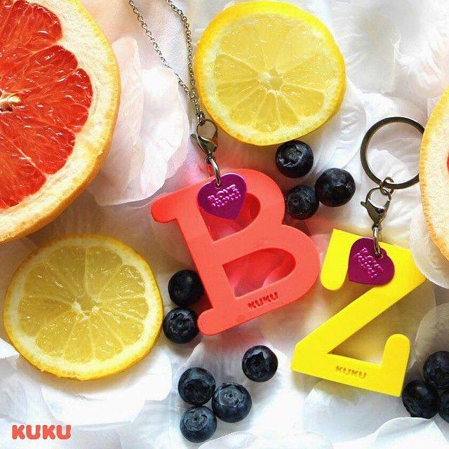 S nami budeš vždy Fresh.CoralⒷYellowⓏ www.ilovekuku.com #ilovekuku