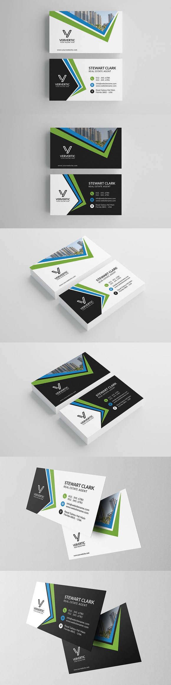 Real Estate Business Card Business Card Templates 500 Business