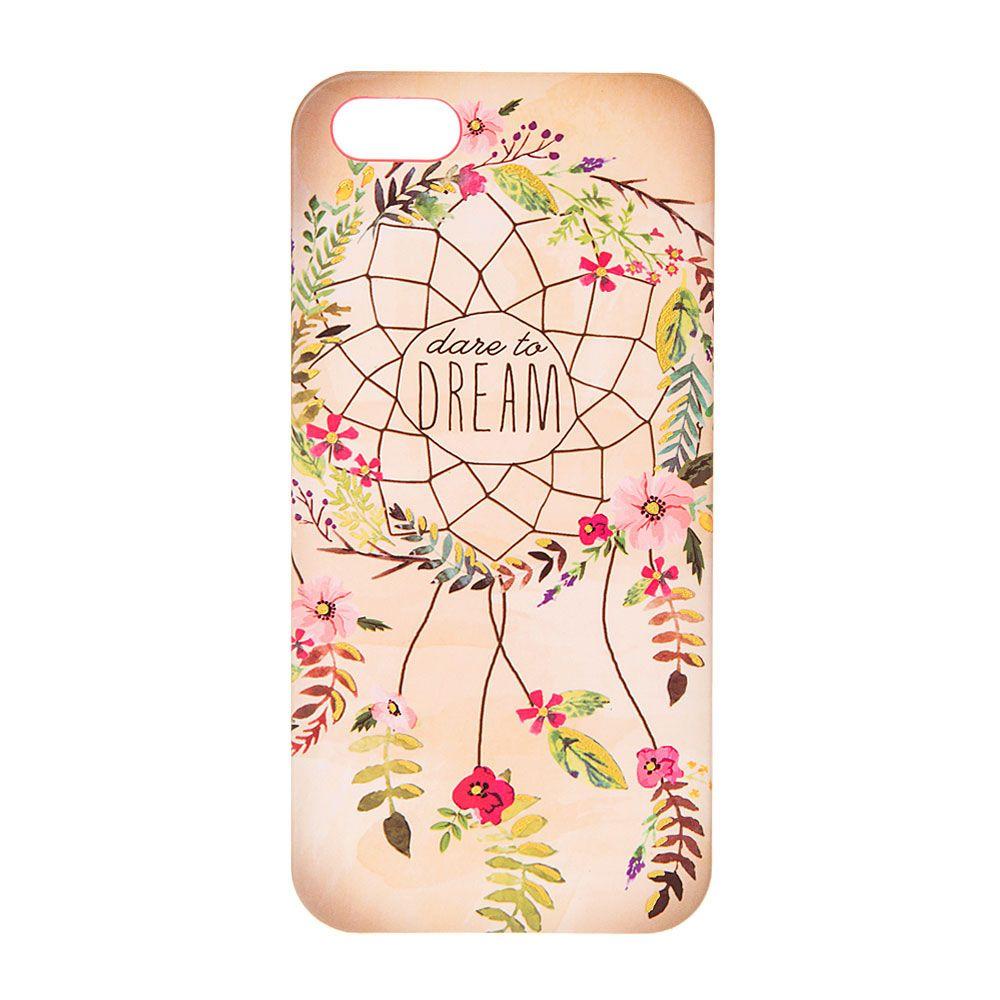 Wallpaper iphone dreamcatcher - Dare To Dream Dreamcatcher Phone Case Iphone 5 5s Se Claire S