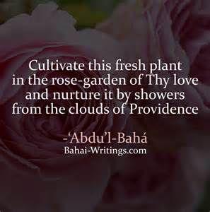abdul baha about love Ecosia