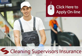 Cleaning Supervisors Public Liability Insurance in Ireland