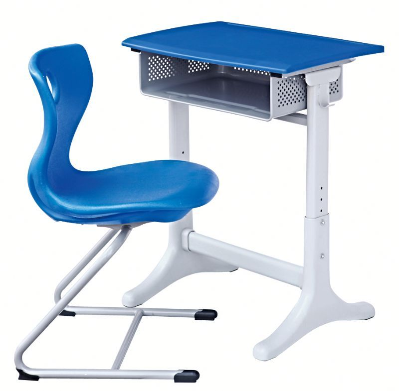 2013 New Design School Desk And Chair Used Montessori School Furniture