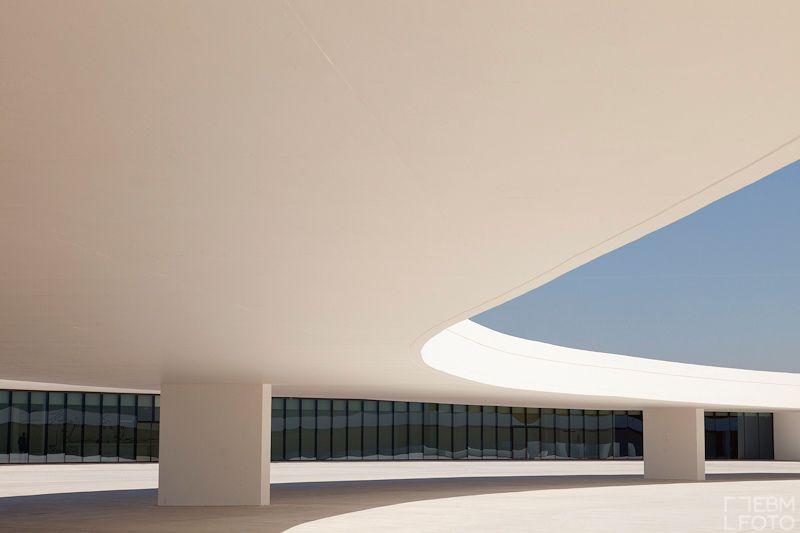Centro niemeyer aviles 5 favorite places spaces - Arquitectos aviles ...