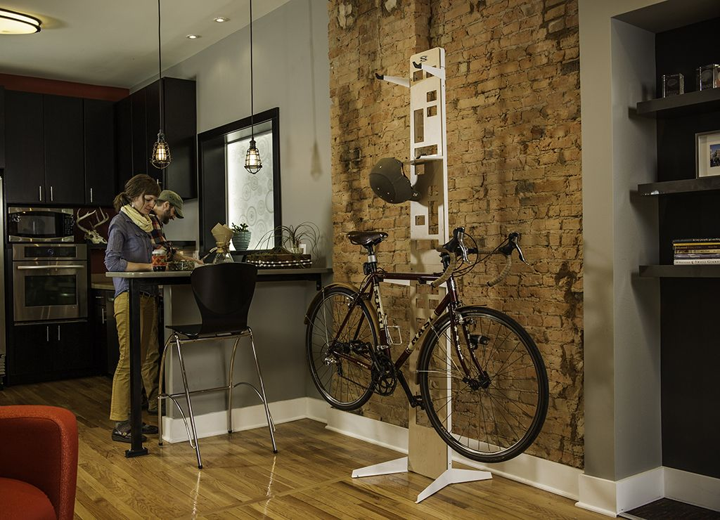 Struggling With How To Store Your Bike? BikeRoar Has Some Ideas On How You  Can Set Up Good Looking, Space Saving Bike Storage Wherever You Live.