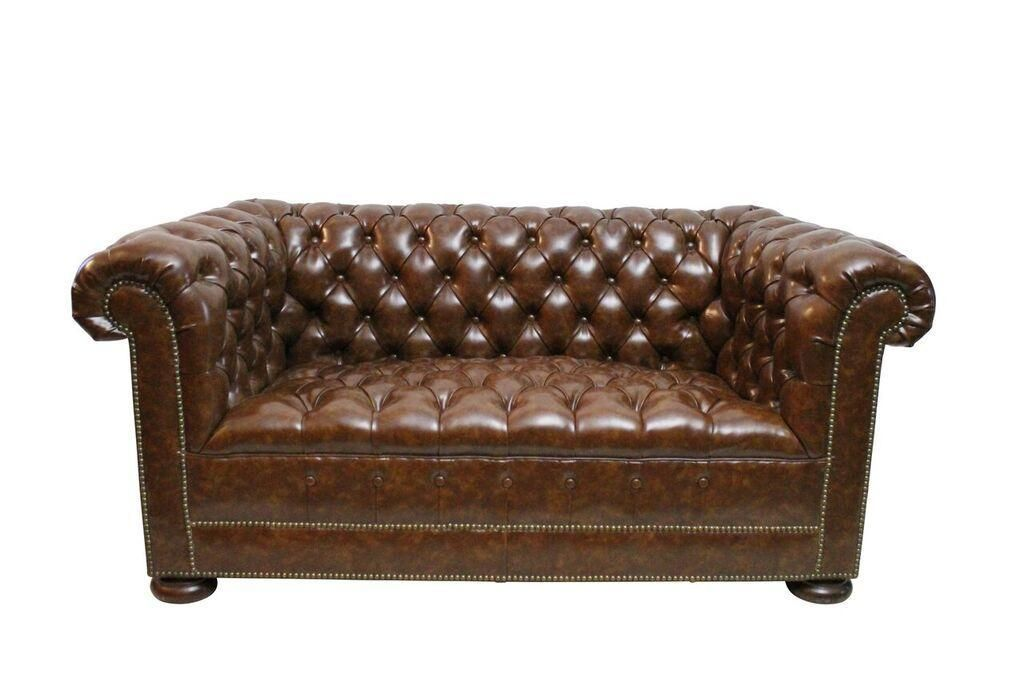 Hickory Chair 1895 Leather Chesterfield Sofa Leather Chesterfield Sofa Hickory Chair Chesterfield Sofa