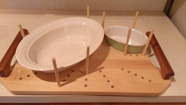 Transportable Covered-Dish Tray #diy #ryobination