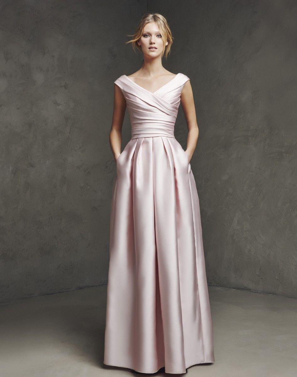 144fd47a7ff Вечернее платье с карманами