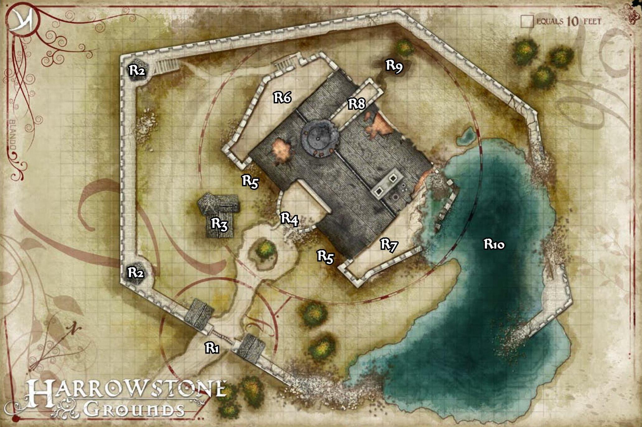 Carrion Crown Maps Mapa De Fantasia Mapas Planos