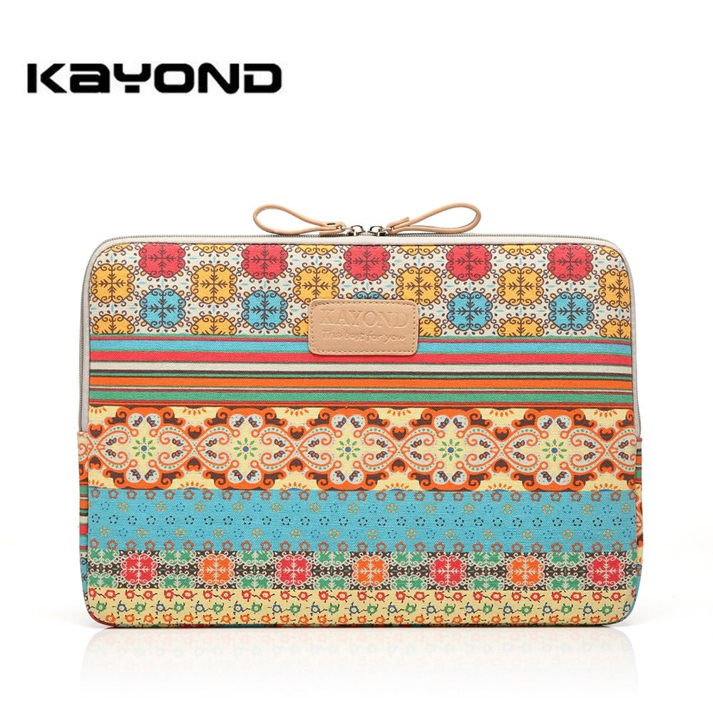 Neoprene Fashion Style Notebook Laptop Sleeve Case Bag Pouch