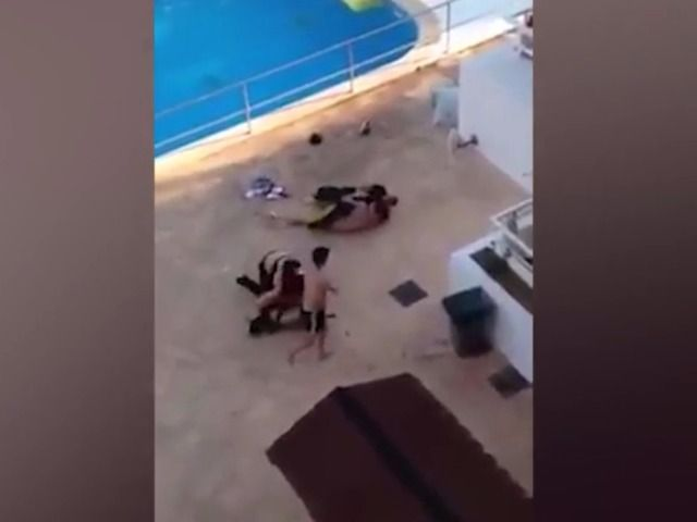 British Tourists Magaluf Video: Hotel Staff Almost Beat Man To Death! - http://www.morningledger.com/british-tourists-magaluf-video-hotel-staff-almost-beat-man-to-death/1379842/