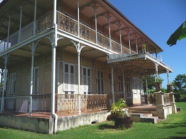Louisiana House French Caribbean 640x480