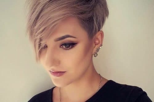Still haven\'t found the perfect short hairstyle for your long face ...