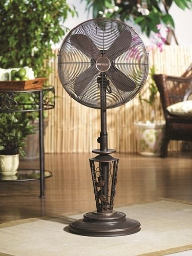 Outdoor Wall Mount Fans   Bing Images Patio. Mount In The Corner So I Can  Hang An Outdoor Chandelier. | For The Home | Pinterest | Outdoor  Chandelier, ...