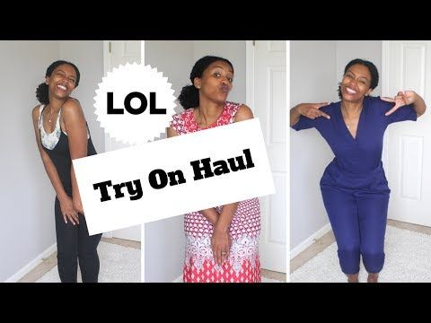 7609146aa4 Hilarious Try On Clothing Haul | SheIn - YouTube | HonestlyErica.com ...