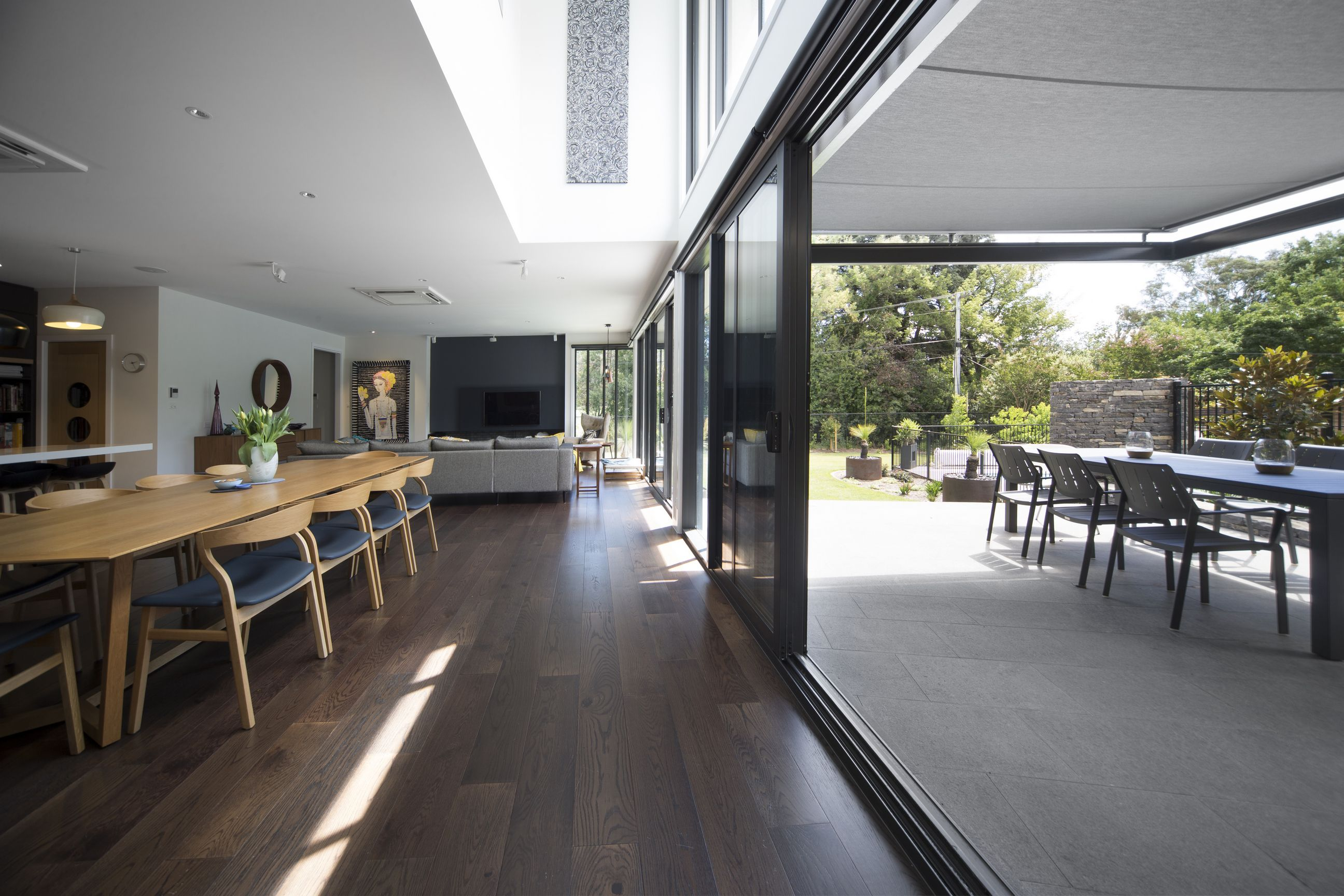 Interior Griffith House DNA Architects design inspiration