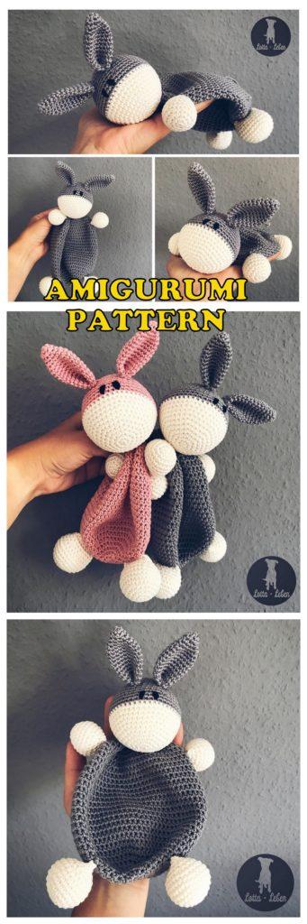 18 Best Amigurumi Animal Donkey Dog Turtle Free Crochet Patterns and tutorials -…