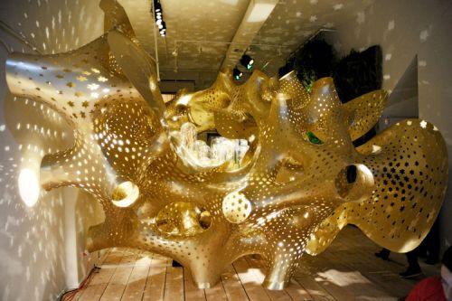 BOFFO Building Fashion Irene Neuwirth + Marc Fornes / THEVERYMANY