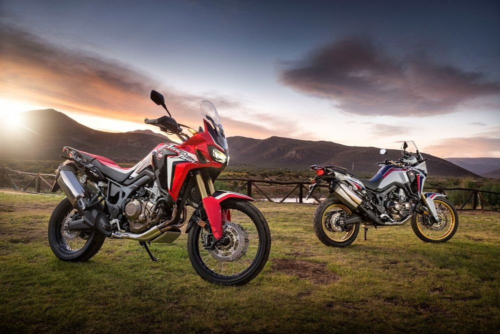 New 2016 Honda Motorcycles Africa Twin CRF 1000 Dual