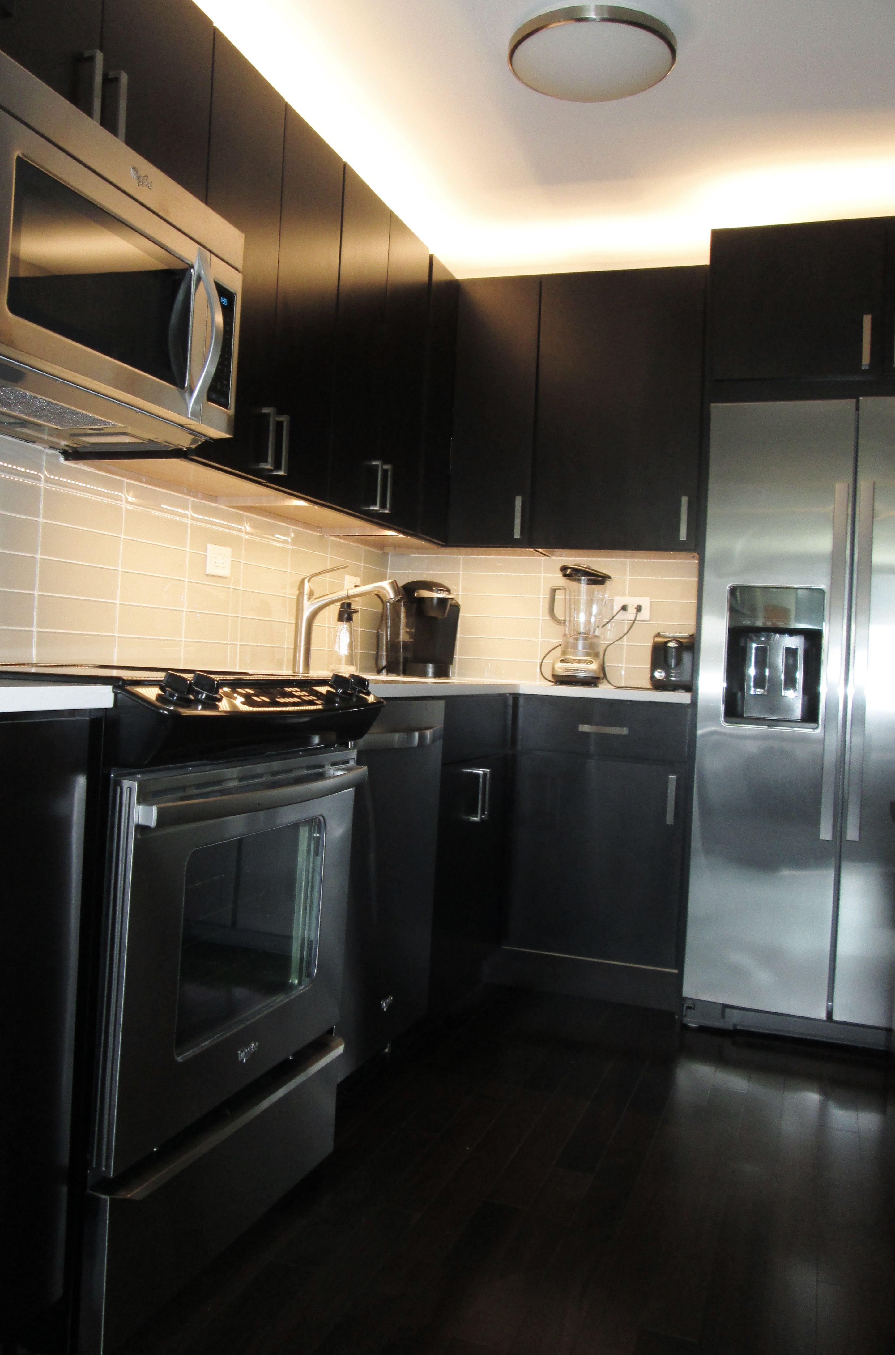 Merillat Classic Deluxe Cabinetry Fusion Style Maple Door