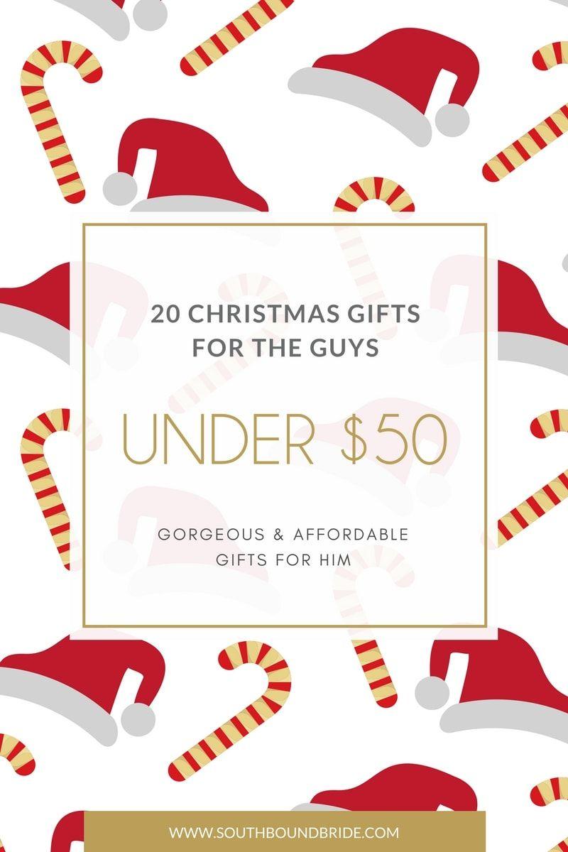 Gift Guide: Groomsmen | Creative wedding inspiration