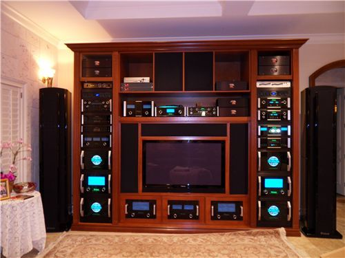 Blockbuster Movie Theater Sound For Your Home. This Really Cool Hi End  System Was Created By Stereo By Design.