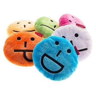 Art. Lebedev Studio 6 Piece Pillow Emoticons Set