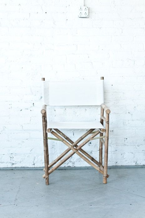 bamboo directors chairs cushions for kitchen director patina bermuda pinterest chair