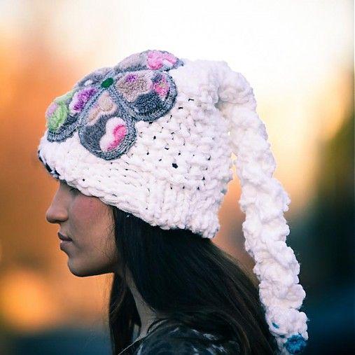 Origo čiapka kvet cop