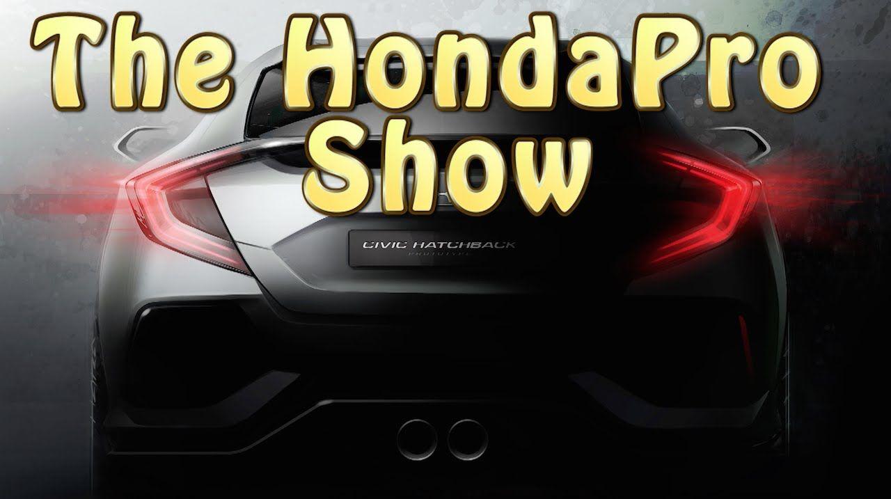 Honda News NEW HONDA CIVIC HATCH  - SUPER BOWL 50 ADS & I'M GOING TO CANADA