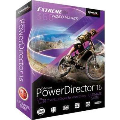 Cyberlink PowerDirector 15 Serial Keys {Crack Latest} Download