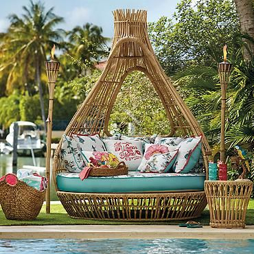 Bring Paradise Home, And Recreate St. Somewhere In Your Outdoor Living  Space With Exclusive Margaritaville Furniture, Only Available At Frontgate.