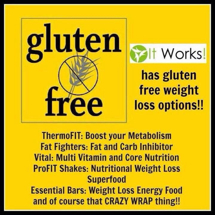 Gluten free health products www.alohaspasbodywraps.com. Being gluten intolerant myself I'm always looking for safe products