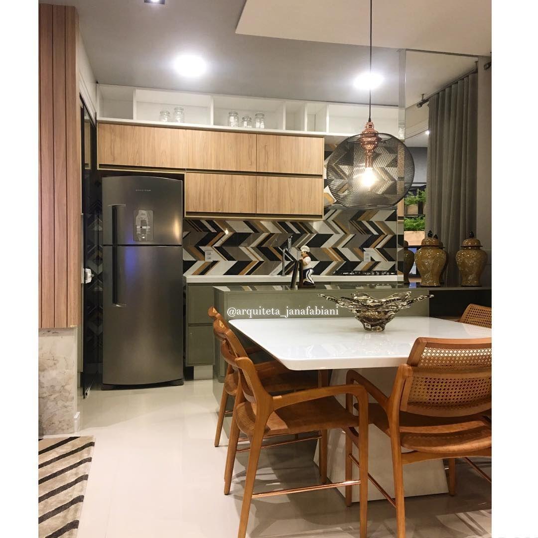 Cozinha Cozinha Moderna Cozinha Em Freij Mesa De Jantar Cozinha