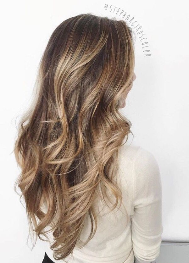 blonde balayage hair pinterest cheveux coiffures et tresses. Black Bedroom Furniture Sets. Home Design Ideas