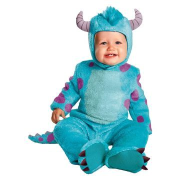 Monsters University Baby Sulley Costume 12-18 M For Baby Boy - halloween costume ideas for infants
